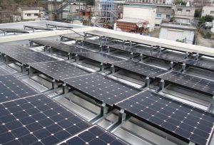 信明保育園 太陽光発電設備 設置